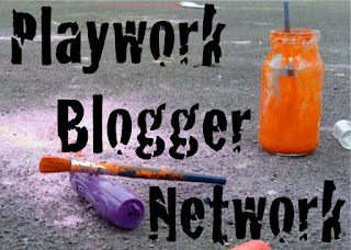 I'm a member of the Playwork bloggers network