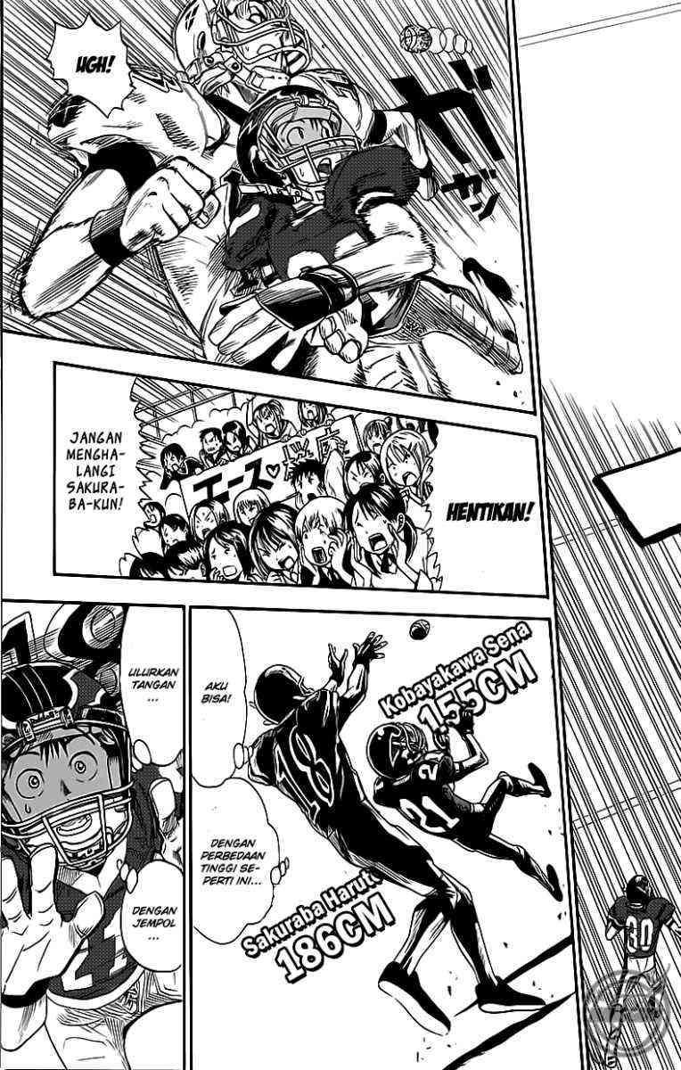 Komik eyeshield 21 014 - iblis pesulap 15 Indonesia eyeshield 21 014 - iblis pesulap Terbaru 5|Baca Manga Komik Indonesia|Mangacan