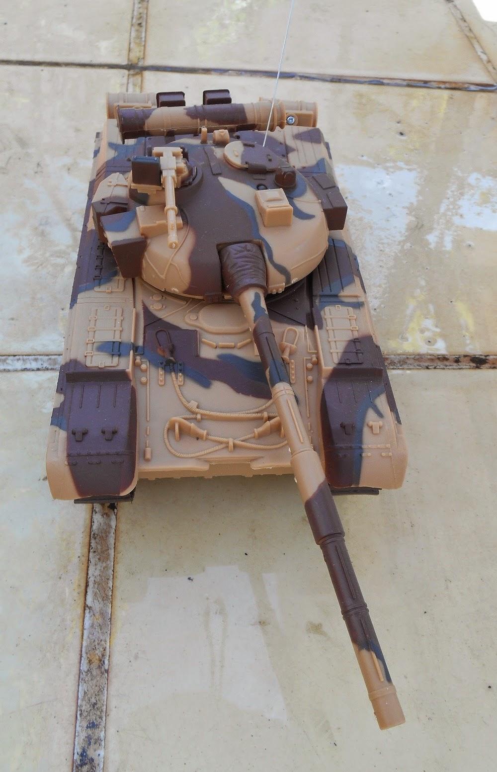 maqueta de carro de combate sovietico t-80
