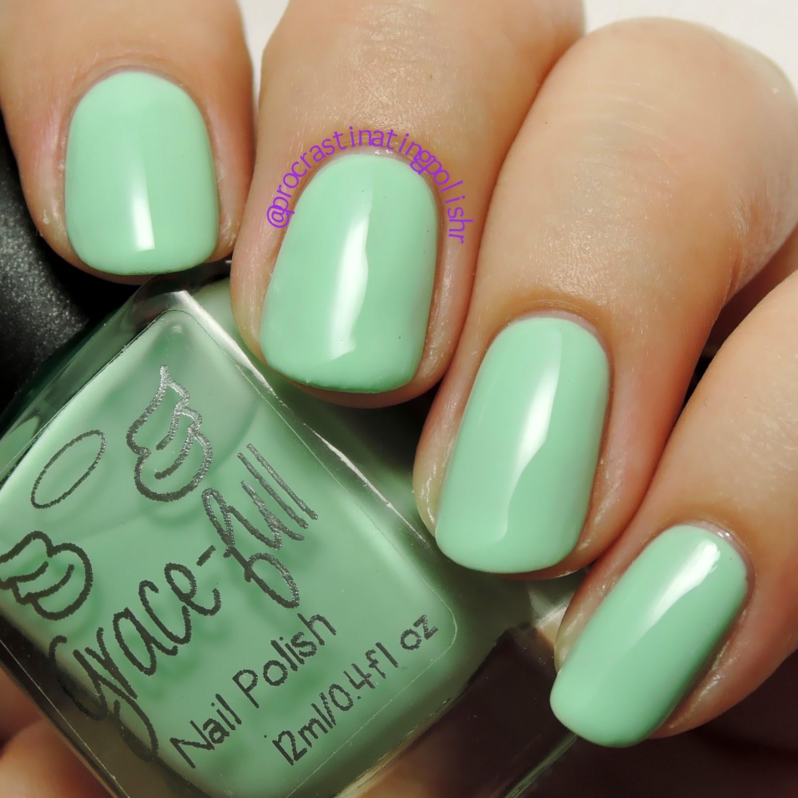 Grace-full Nail Polish - Anne | Dreamy Beach