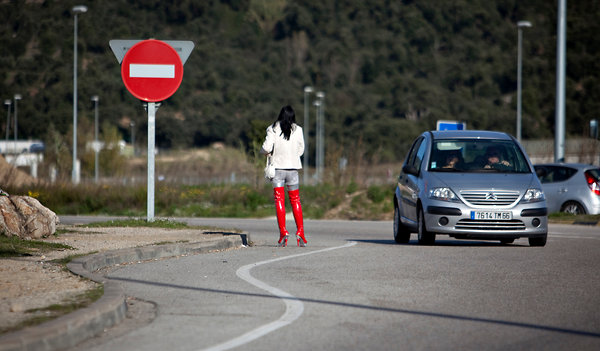 prostitutas romania es legal la prostitución