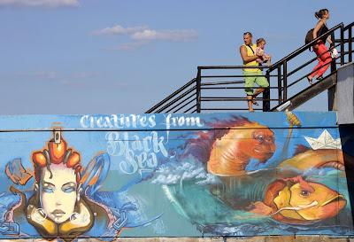 графити варна