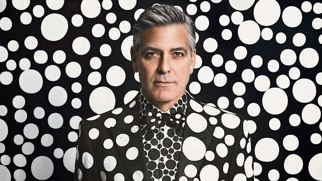 George Clooney Wallpaper HD