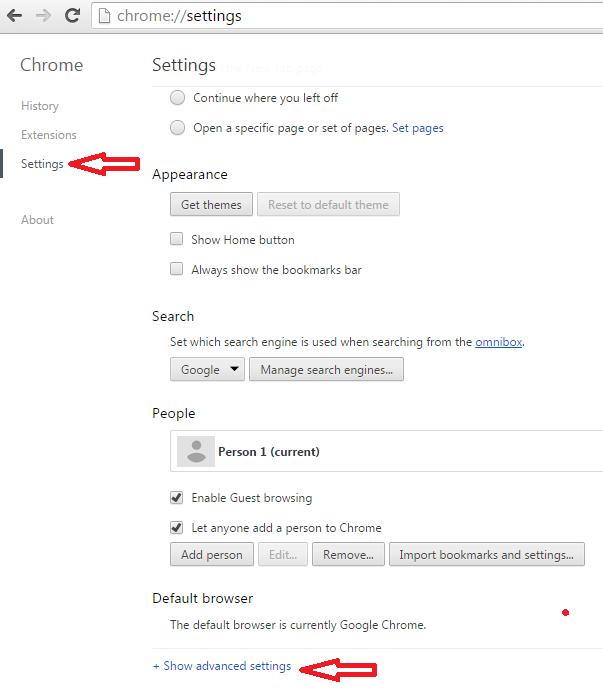 गूगल क्रोम में ज़ूम कैसे करें