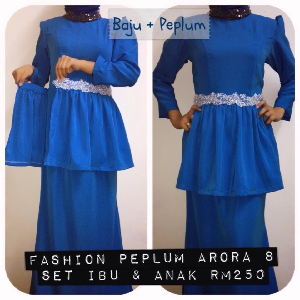 DESIGN : FASHION PEPLUM ARORA 8