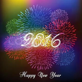 Download Gambar GIF DP BBM Tahun Baru 2016 Terbaru