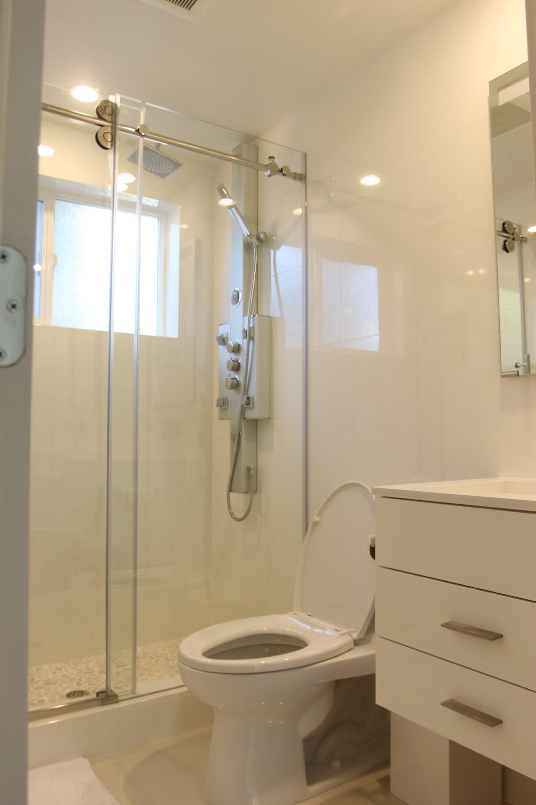Hong Bo Hardware Supply White Cabinets Porcelanosa Tile