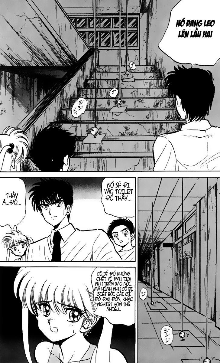 xem truyen moi - Jigoku Sensei Nube chap 17 - Ông già Noel, ông sẽ đến chứ?