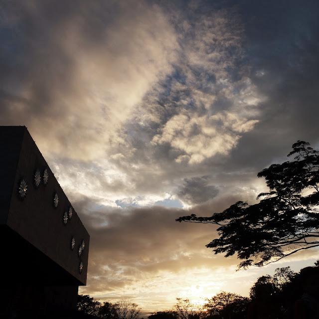 CCP at dusk || heyladyspring.com