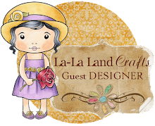 Guest Designer for La La Land Crafts