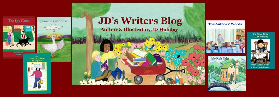 JD Holiday: JD's Writers Blog