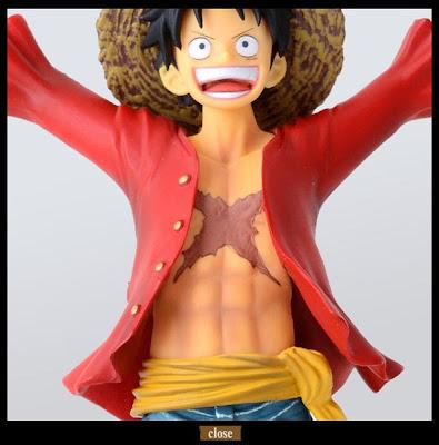 Monkey D. Luffy New World Ver.
