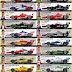 Confira as pinturas dos carros da Indy para o GP de Sonoma