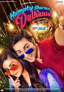 Humpty Sharma Ki Dulhania (2014) Poster
