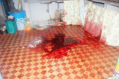 mayat, seorang pelajar, dibunuh, dirogol, pembunuhan,