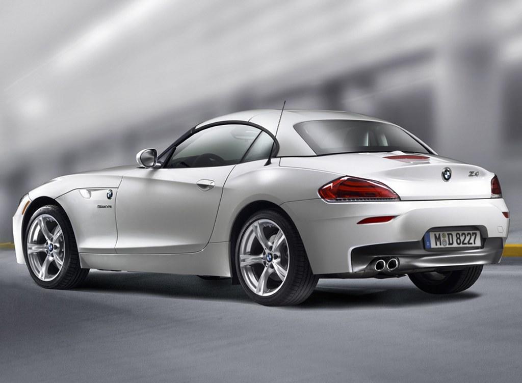 2011 BMW Z4 Review