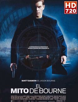 El mito de Bourne (The Bourne Supremacy) (2004) pelicula hd online