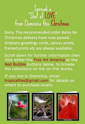 Dominica - Christmas Cards