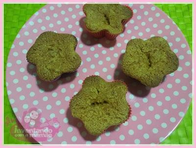 Cupcake de abobrinha