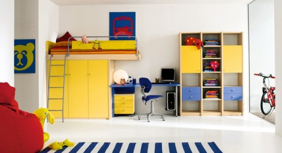 Kitchen home design modernos dormitorios infantiles - Dormitorios infantiles modernos ...