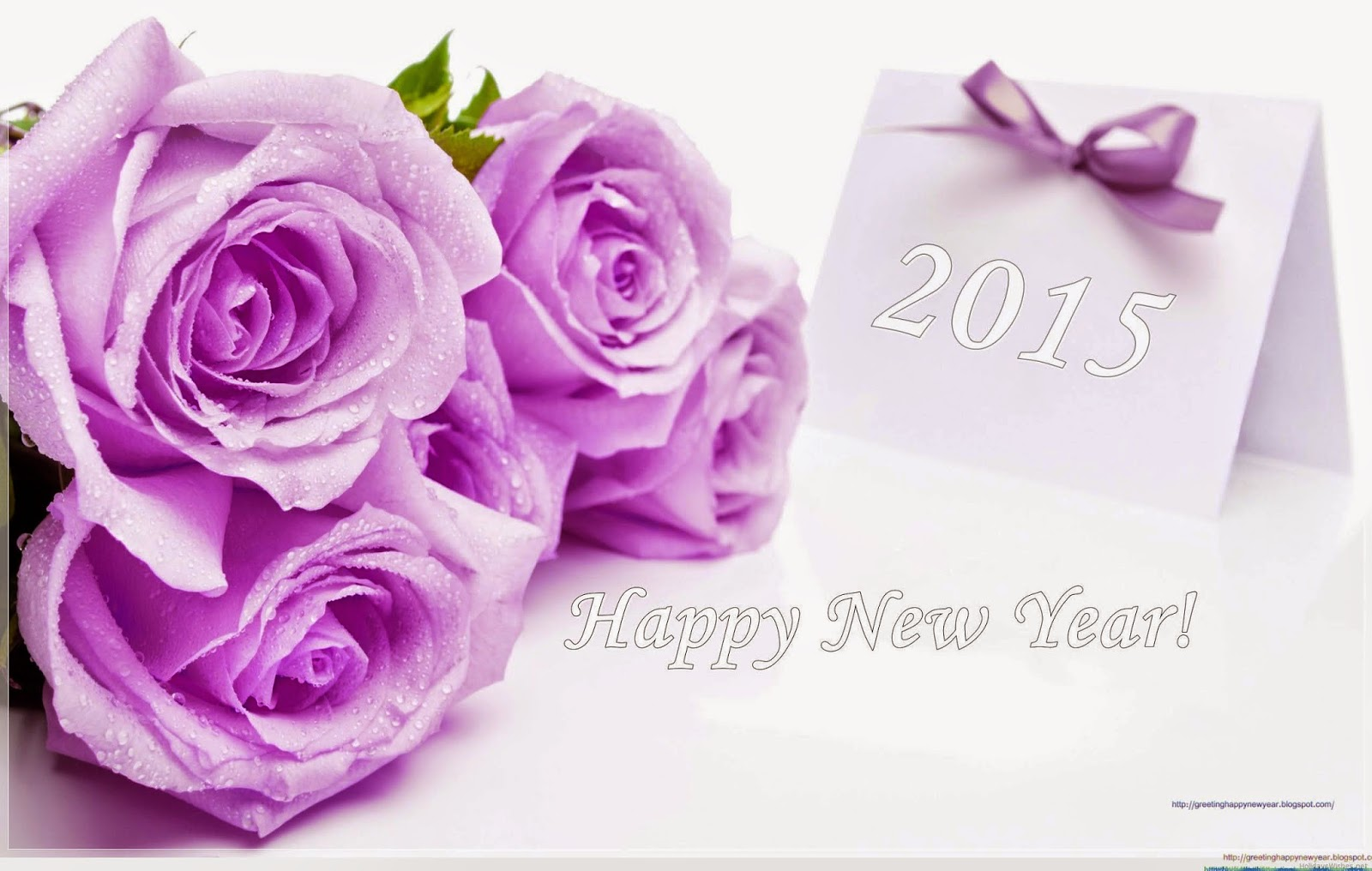 Happy New Year 2015 HD Wallpaper - For Free Downloads