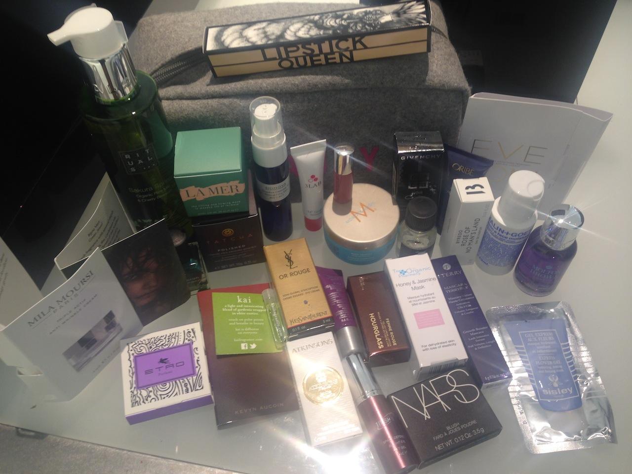 lola\u0026#39;s secret beauty blog: Barneys New York LOVE YOURSELF Bag ...