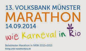 Münster Marathon 2014
