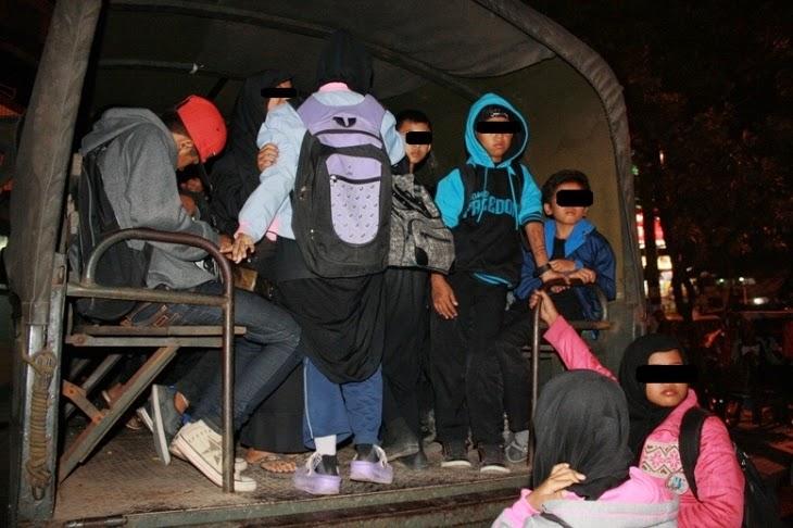 Setelah Ikut Perayaan Asyuro, Pelajar-pelajar ini Mengatakan Sayidina Husein adalah Nabi