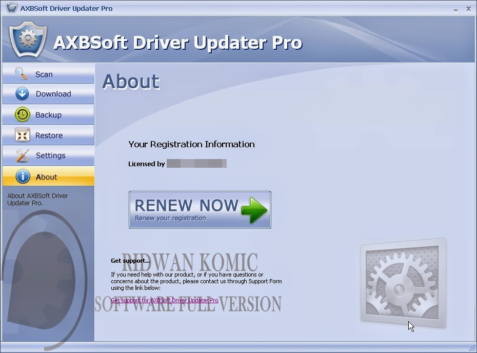 Driver Update Ключ