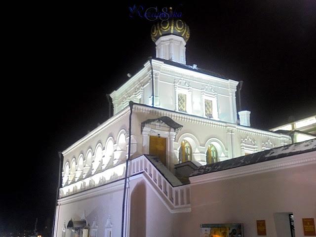 казанская церковь кремля