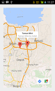 Tutorial Menampilkan Google Map Android API v2 di Android Studio