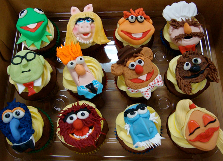 15 Unusual And Creative Cupcakes Things