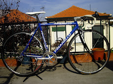 A Bicicleta de treino suplente