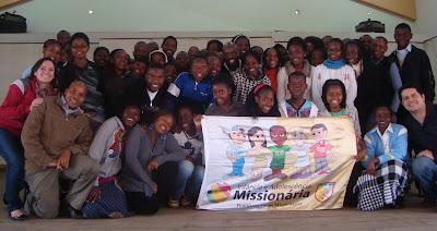 IAM do Brasil realiza formação na arquidiocese de Maputo, Moçambique