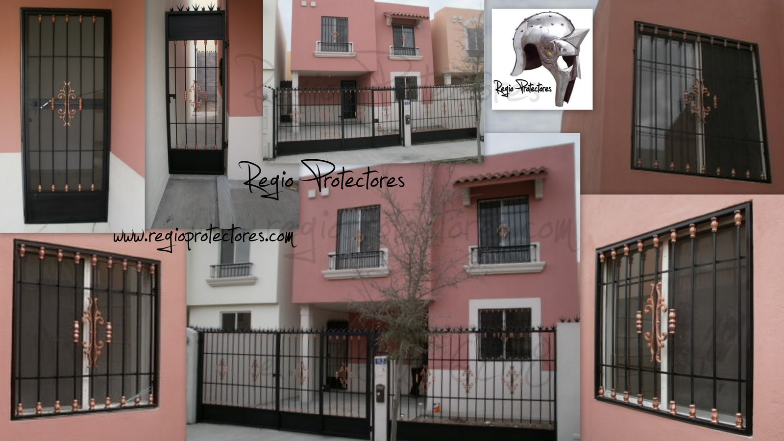 Rejas ventanas hierro forjado mitula pisos car interior for Escaleras hierro forjado