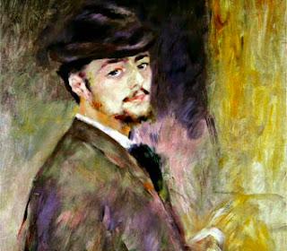 Pierre Auguste Renoir. Biografía.