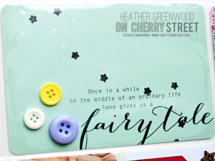 Heather Greenwood | On Cherry Street - July Kit Release: It's Magical!