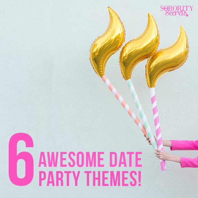 Date party themes in Brisbane