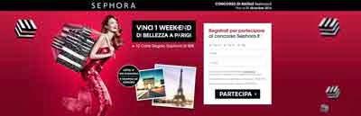 Vinci 1 weekend di bellezza a Parigi