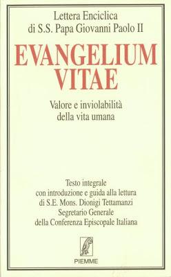 Evangelium Vitae di Giovanni Paolo II