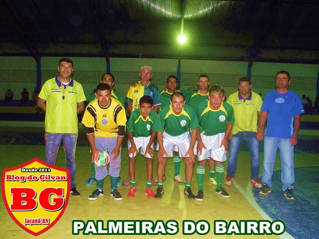 PALMEIRAS DO BAIRRO