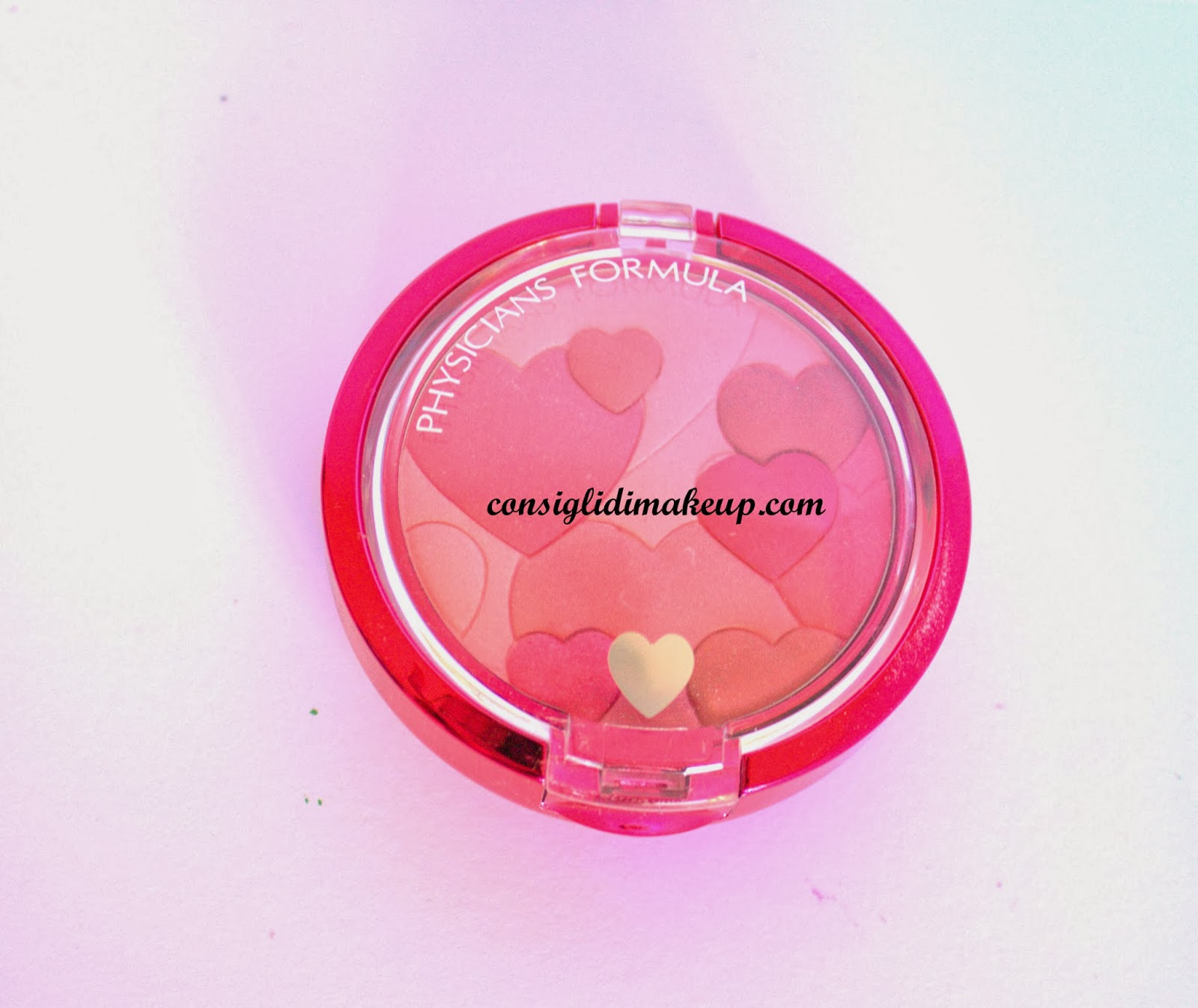 Review: Happy Booster Glow&Mood boosting blush - Physicians Formula