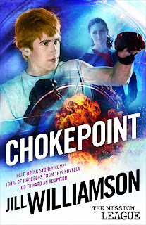 Chokepoint_by_Jill Williamson