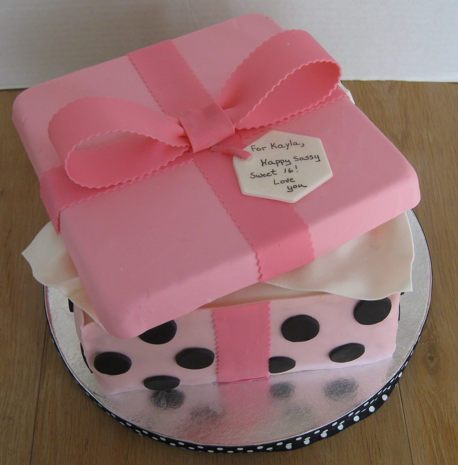 Perfect How to Gift Box Cake 1576 x 1600 · 244 kB · jpeg