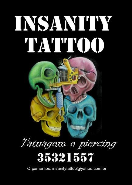 Insanity Tattoo