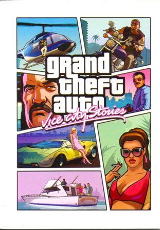 Download games grand theft auto vice city gta rip for free cover