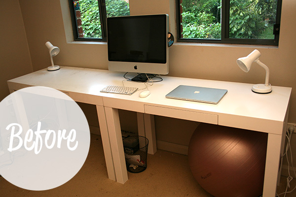 How To Make A Wood Desk PDF Woodworking