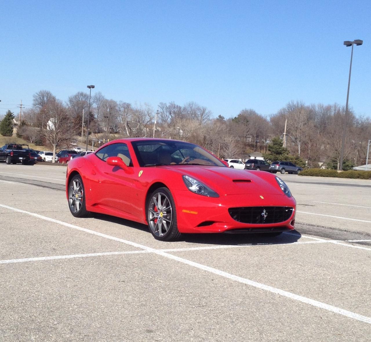 Motoring Through Life: April 2012