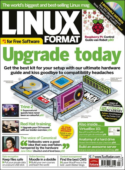 Magazine linux format uk september 2012