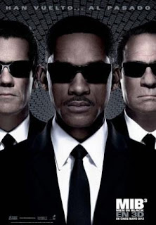 Crítica de Men in Black 3